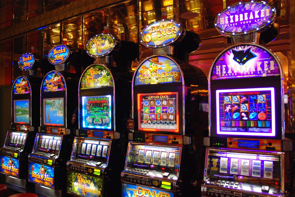 How to Play Video Slot Machines