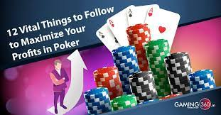 Poker Strategies - 3 Things You Must Avoid in Poker to Stay Safe